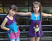 Vestirse es juego de niños.