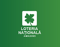 Moldova National Lottery Logo