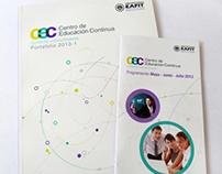Sistema gráfico CEC Universidad EAFIT 2013