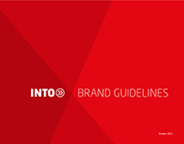 INTO University Partnerships Brand Guidelines