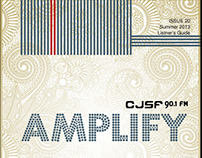 CJSF Radio Station Amplify Design