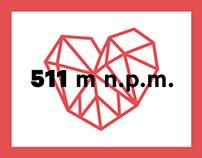511 m n.p.m.