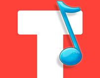 TalkMusically Branding