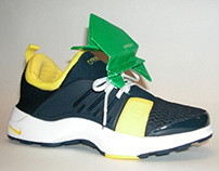 Kids Footlocker Presto Origami Shoe Talker