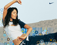 Nike Women's Latin America Retail Graphics