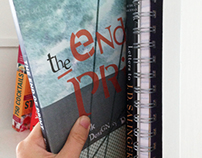 The End of Print book cover