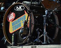 Vans Warped Tour 2013 San Antonio, TX. Pt 1