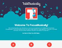 TalkMusically Focus Group