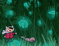 Jellyfish Stroll