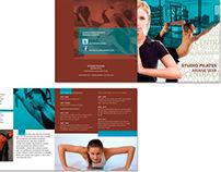 folder, Ariane Silva Studio Pilates