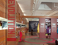 Nike Revolution Exhibit at 255 Elizabeth Street NYC