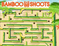 Bamboo Shoots ipad game