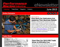 Performance Racing eNewsletter