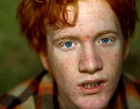 Asa Kramer, The boy with the bluest eyes