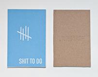 The Procrastinators Notepad