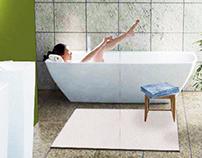 Rock - Bathroom Suite