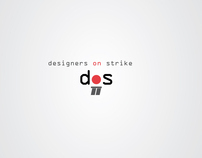 d.o.s is for designers on strike