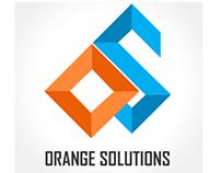 Orange Solutions LOGO CREATION