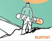 Burton — We Hiked Up Here