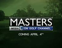 GOLF CHANNEL // Masters Week
