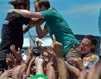 Vans Warped Tour 2013 San Antonio, TX. Pt 3