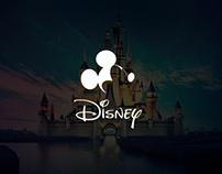 The Walt Disney Company- Rebrand Concept