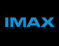 IMAX Site Redesign