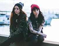 Laura & Candice