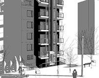 Refurbishment and conversion of residential buildings