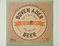 Beer Label