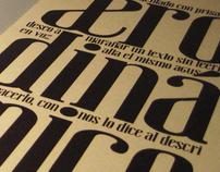 Hiperfuente: Dipia Condensed