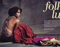 Folk Lure-Verve India August 2013