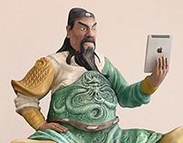 mancrafts_rendering Mr Kwan & ipad