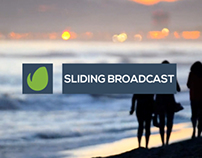 Sliding Broadcast Package