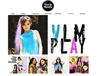 Website for Viva La Manika