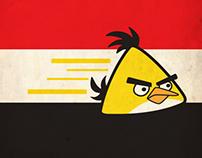 angry flag