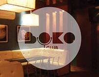 BOKO club, lobby