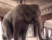 mancrafts_ 3D elephant