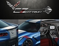 Corvette C7 fittings by yasidDESIGN
