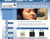 Sendah Website
