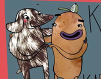 kira & potato