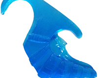 "Glass Design ""Hook"" Optical Glass"