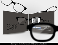 Business Card - Optic & vous