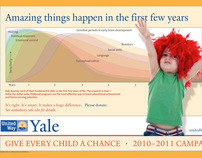 Yale United Way Campaign Posters, 2010-2011