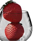 Strawberry (3D)