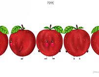 Pomme / Apple