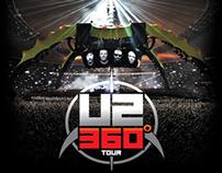 DISEÑO EDITORIAL (REDISEÑO BOOCKLET CD U2 360)