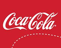 Coca-Cola LigTV Banner Campaign