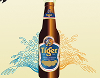 Tiger Beer (CNY Edition)