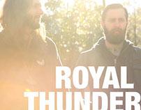 Converse Promo: Royal Thunder